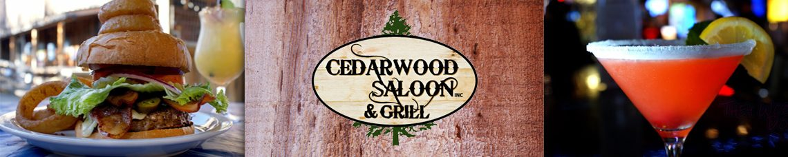 Cedarwood Saloon